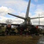 Muzeum Polskiej Techniki Wojskowej przy Powsińskiej 13 - z tyłu nie ma szans