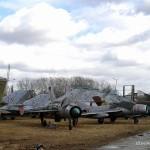 Muzeum Polskiej Techniki Wojskowej przy Powsińskiej 13 - w gotowości