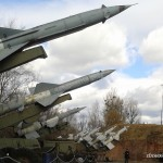 Muzeum Polskiej Techniki Wojskowej przy Powsińskiej 13 - ależ rakieta