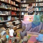 Tarabuk: księgarnia-kawiarnia i Tarabajanie