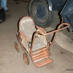 Niezły wózek jak widać