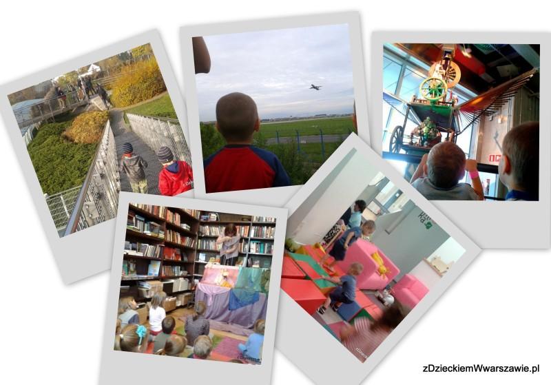 21.12.2012: czyli 5 miejsc, które warto odwiedzić z dzieckiem w Warszawie przed końcem świata!
