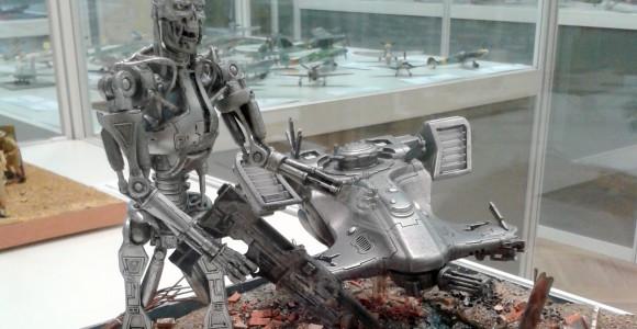 Witajcie w Warszawie - Terminator na wystawie czasowej w Muzeum Techniki