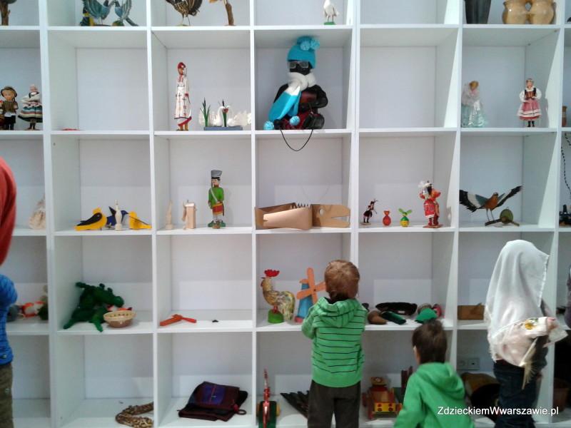 Muzeum dla dzieci w Muzeum Etnograficznym w Warszawie