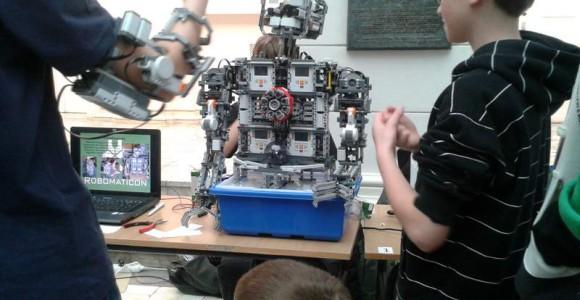 Robomaticon - warto odwiedzić z dzieckiem