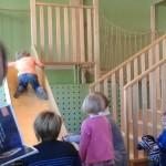 Pompon, sala dla dzieci