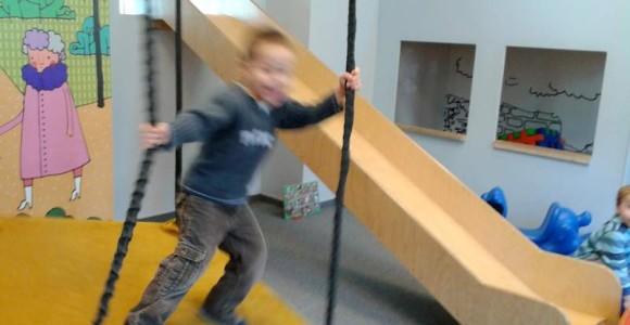 Pompon - dziecko w ruchu