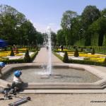 Pałac w Wilanowie - ogrody