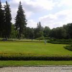 Pole golfowe? Nie - Park Ujazdowski