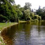 Park Ujazdowski sadzawka
