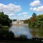 Pałac na wyspie - zdjęcie zrobione Samsung Galaxy S IV;)