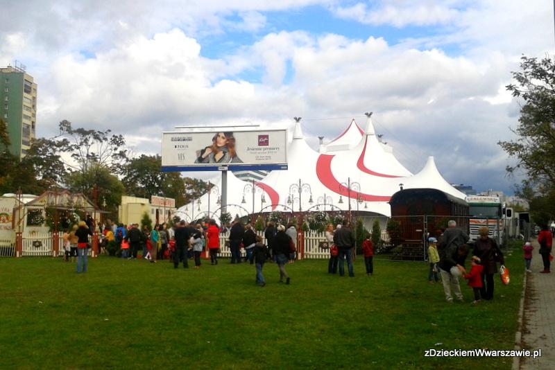 Cyrk Zelewski - XIV Międzynarodowy Festiwal Sztuki Cyrkowej