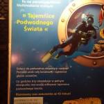 Wystawa czasowa Tajemnice Podwodnego Świata w Muzeum Techniki – gdybym mógł cofnąć czas…