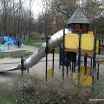 Plac zabaw w Parku Marszałka Edwarda Śmigłego-Rydza