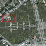 Plac zabaw w Parku Marszałka Edwarda Śmigłego-Rydza - na mapie
