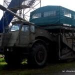Monpepelandia - wojskowy pojazd niewiadomego zastosowania