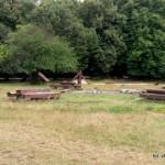 Park Młociński - może jakieś ognisko?