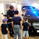 """Muzeum Techniki, wystawa czasowa – """"Prewencja Policji dzisiaj – perspektywy i wyzwania"""""""