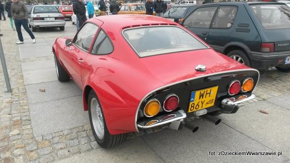 Opel, gdyby nadal miały ten styl...