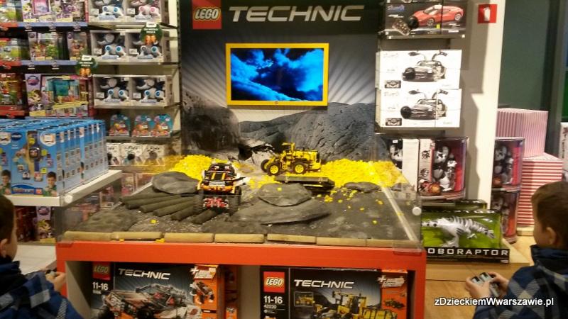 Lego Technic - zdalnie sterowane