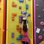 Fun Climb – Centurm Wspinaczkowe Murall – pokonać siebie, pokonać dziecko;)