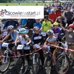 Wyścig rowerowy Ojcowie na Start 2015 – podsumowanie