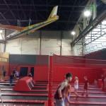 Hangar 646, czyli Park trampolin – tam poczujesz się jak dziecko!