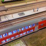 Makiety z pociągami na Stadionie Narodowym – czyli Makieta City. Warto, oj warto