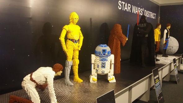 Star Wars z Lego