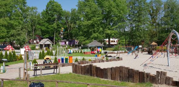 Plac zabaw Farma Iluzji