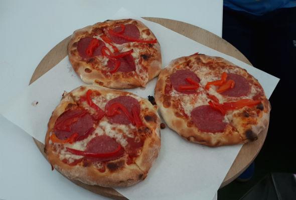 pizza z pieca Ale zebra
