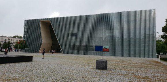 Budynek Muzeum Polin