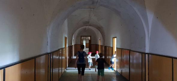Twierdza Modlin Cytadela Wnętrze