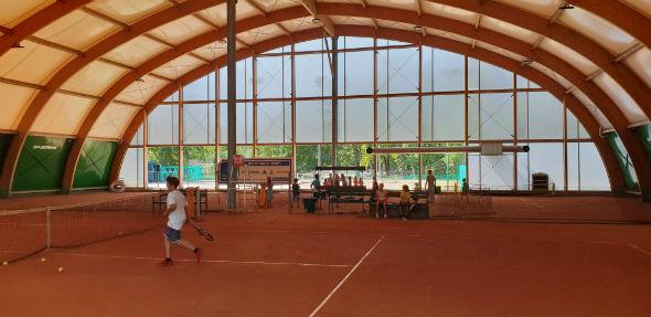 Sporteum korty tenisowe