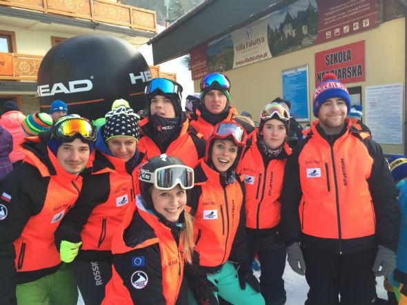 Ski instruktorzy i trenerzy Sporteum