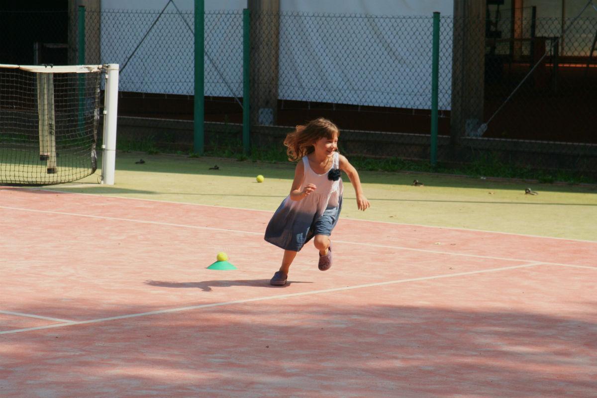 Półkolonie w Sporteum zbawa ruch radość