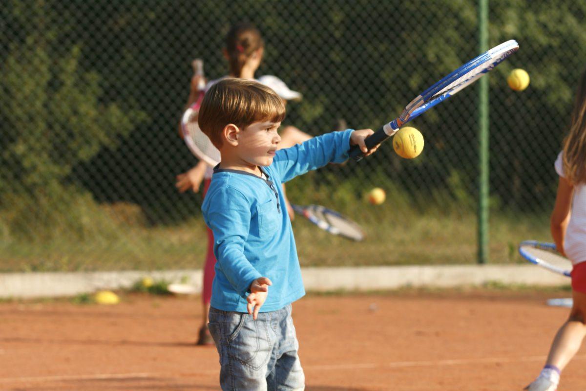 tenisowe przedszkole półkolonie w sporteum