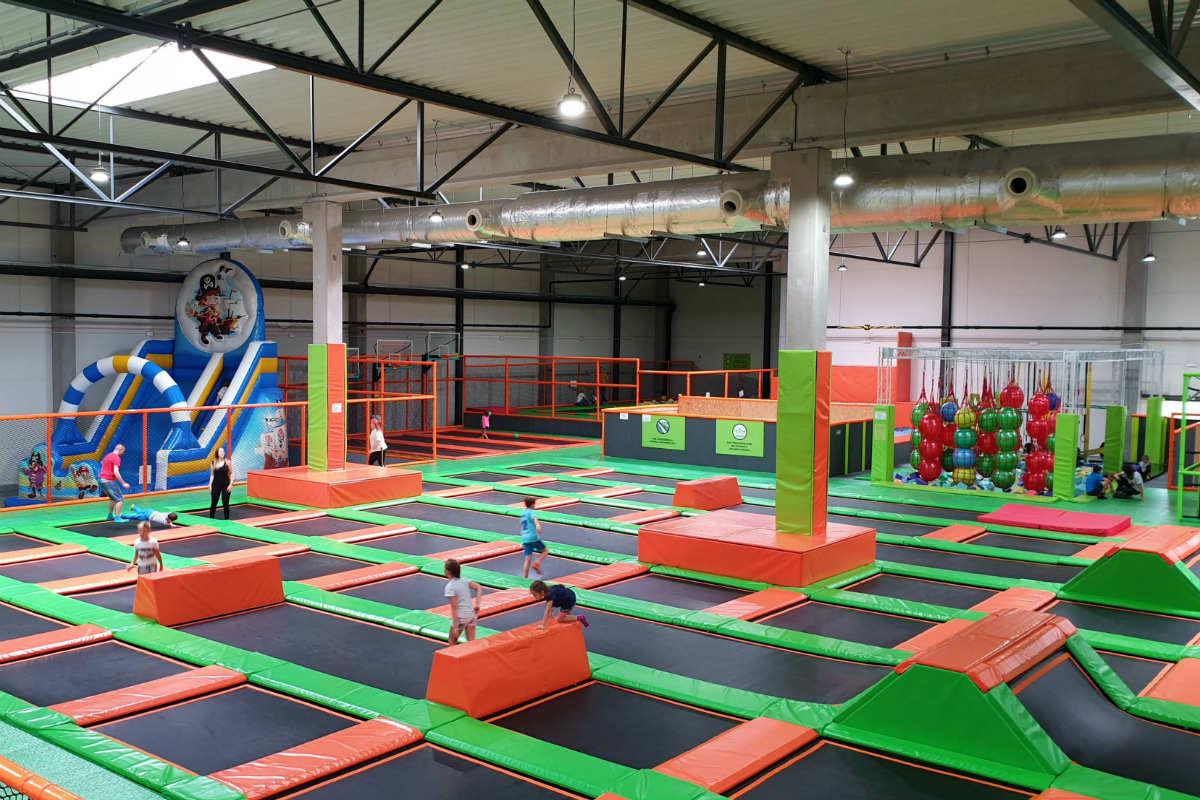 Jump Arena park trampolin