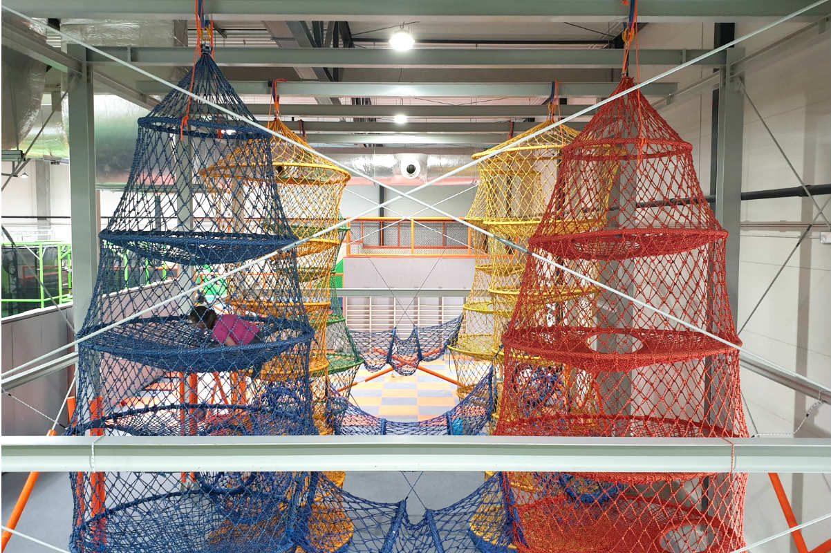 Jump Arena siatki Marywilska 44