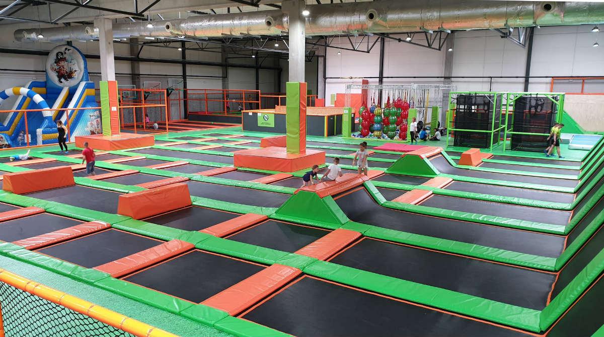 Jump Arena Marywilska 44
