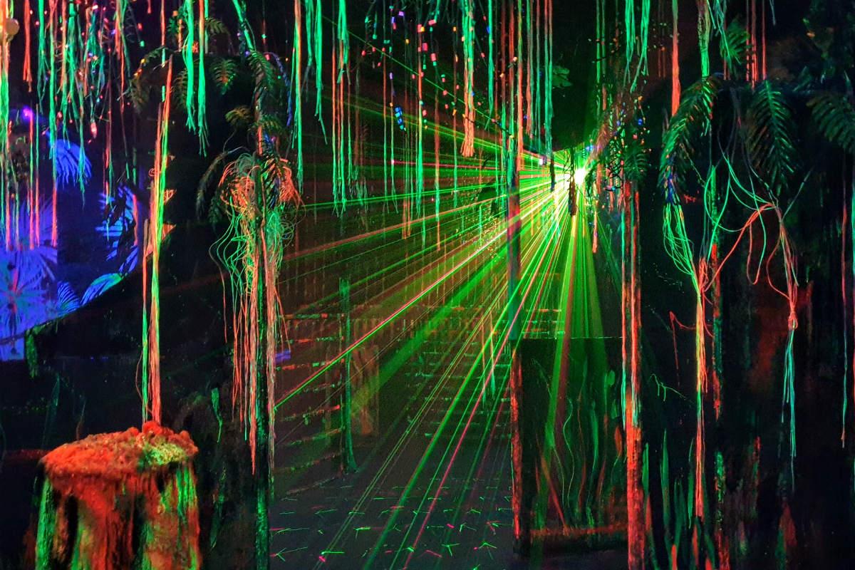 FunOne Laser Tag w FunEscape